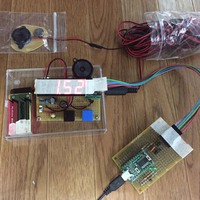 シューティングタイマー PC連携 プロトタイプ