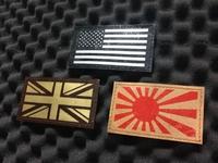 【ショットショージャパン】レザーフラッグパッチ 2015/05/28 01:43:12
