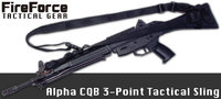 FIRE FORCE ALPHA CQB 3-POINT TACTICAL SLING SALE