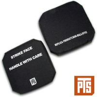 "PTS DUMMY SIDE PLATES / 6"" x 6"""