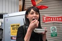 AGITO「満員御礼!10/29肉の日とハロウィンをまぜます。お疲れ様でした!」
