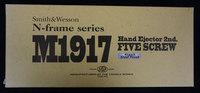 タナカワークス M1917 4インチ スチールフィニッシュ