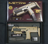 再入荷 東京マルイ ガスブローバック MP7A1 タンカラー