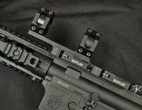 25/30mm オフセットQDマウント