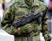 9mm機関けん銃 ガスブローバック