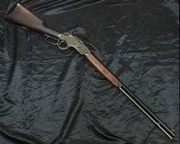 再販Mk23& M1873  ライフル