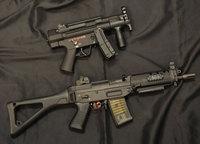 マルイSIG552&MP5K HC再入荷!