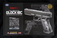 東京マルイ グロッグ 18C フルオート ≪ブラックモデル≫ 本体SET(電動)