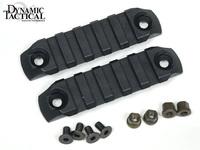 【DYTAC製】Key Mod Polymer Rail (5 Slot×2)