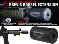 Madbull Delta P Design BREVIS BARREL EXTENSION