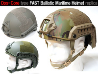 Ops-Core type FAST Ballistic Maritime ヘルメット レプリカ