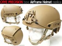 米軍特殊部隊仕様【CRYE PRECISION タイプレプリカ】 AirFrame Helmet replica
