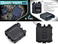 2台の無線機を接続し切り替え操作可能なPTTスイッチ!!【Z-TAC製】Z 121 ZInvisio X50 PTT