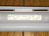 Colt WhiteTailer Ⅱ バレル刻印&下地塗装
