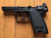 マルイ USP Compact トリガープル改善