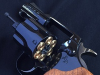 CAW Colt Lawman Mk.Ⅲ 仕上げ直し!