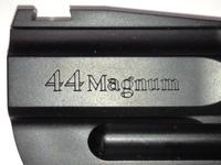 S&W M629PC バレル刻印