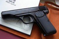 BROWNING M1910 美麗画像!