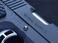 Kimber Tactical Entry Ⅱ