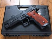 SIG P226 X-Five GRAYGUN 仕上げ♪