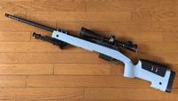 マルイ M40A5 カスタム完成!