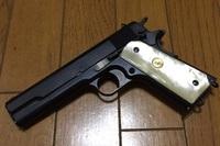 リアルマッコイ M1911 再び+α
