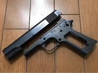 リアルマッコイズ M1911 仕上げ直し