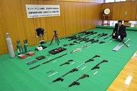 改造エアガン製造で44歳男性逮捕 石川・兵庫県警