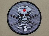 在日米陸軍特殊部隊群?