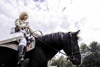 ノーザンホースパーク乗馬撮影受付開始