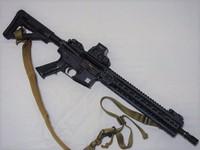 次世代M4 ストックパイプ加工