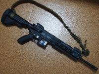 次世代HK416用GEISSELEタイプSMR10.5インチ ハンドガード