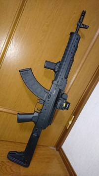 CYMA CM077A BK AK Zhukov S-stock(その2)