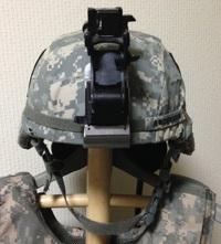 101st ラッカサンズUCP / ACHヘルメット