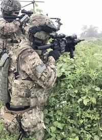 装備の写真だけ…6/25 & 7/9 & 9月10日  Black Boar戦
