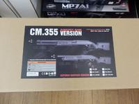 CYMA CM355LMBK M870 M-Style