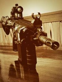 VFC・HK417の初速と燃費
