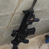 VFC HK417 GBBのマガジン分解と空撃ち機能について