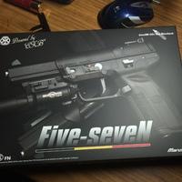 マルシン 】 FN Five-seveN CO2