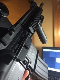 HK416 GBB