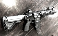 VFC HK416のマガジンェ・・・・・・