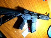 KSC M4 ERG マグプルCQB