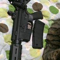 KSC M4のバレルカット