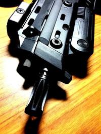 VFC MP7A1 試射してみた