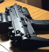 MP7A1のフルオートとリコイルスプリングの件