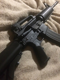 KSC M4A1 Ver2 2