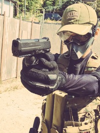 KSC HK45 HW