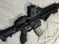 VFC HK416C GBB 2