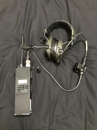 アンプ内蔵 ダミーラジオと実物PTTについて