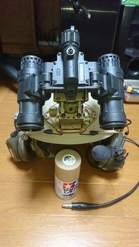 お手軽!EG PVS-31パワーアップ